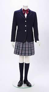 福岡大学附属若葉高等学校制服画像